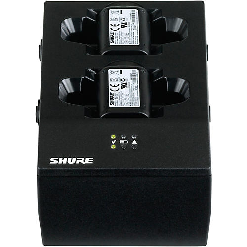 Shure SBC200 Dual-Docking Battery Charger without Power Supply