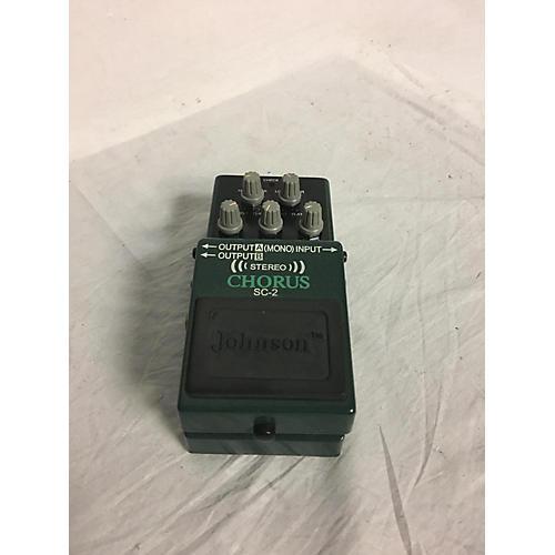 Johnson SC-2 Effect Pedal