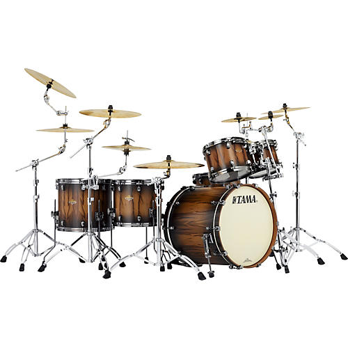 TAMA SC Limited Edition Bubinga Reserve 6-piece Shell Pack
