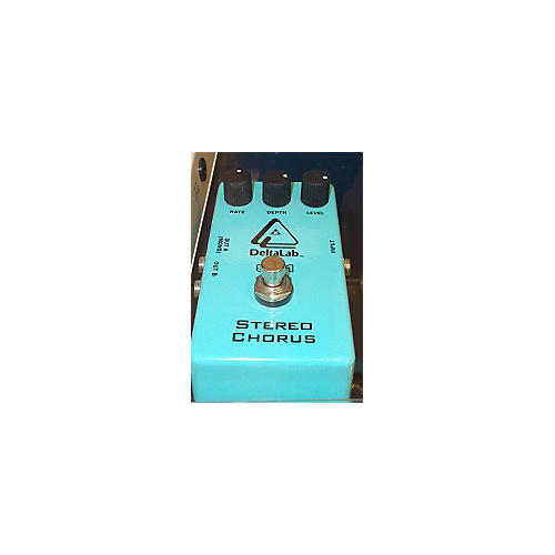 Deltalab SC1 Stereo Chorus Effect Pedal