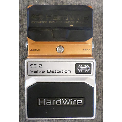 Digitech SC2 Hardwire Valve Distortion Effect Pedal