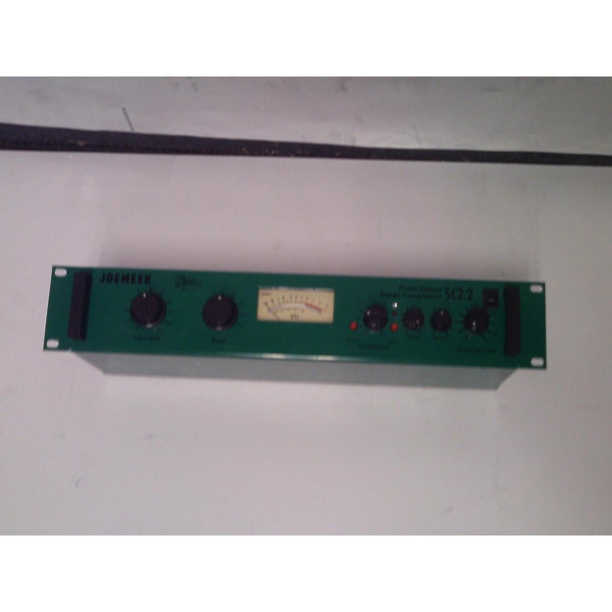 Joemeek SC2.2v3 Compressor