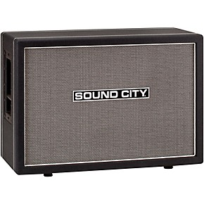 sound city sc212 140w 2x12 guitar speaker cabinet guitar center. Black Bedroom Furniture Sets. Home Design Ideas
