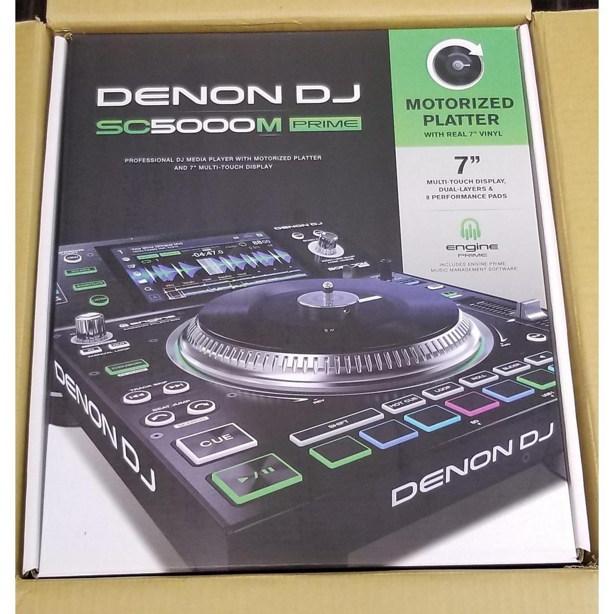 Denon SC5000M DJ Controller