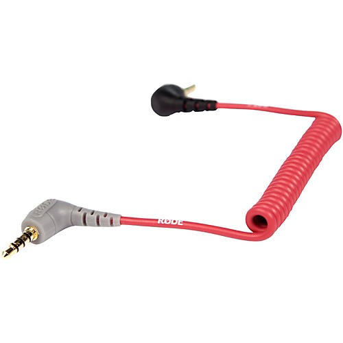Rode Microphones SC7 3.5mm TRS to TRRS Patch Cable
