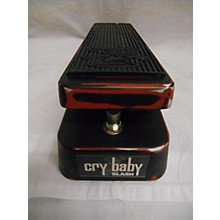 Dunlop SC95 Slash Signature Crybaby Classic Wah Effect Pedal