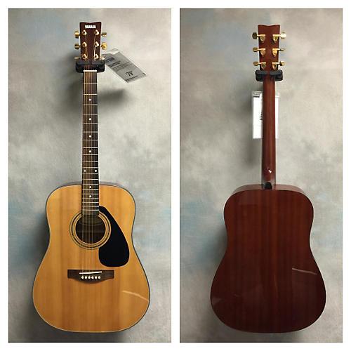 Yamaha SCF08 Acoustic Guitar