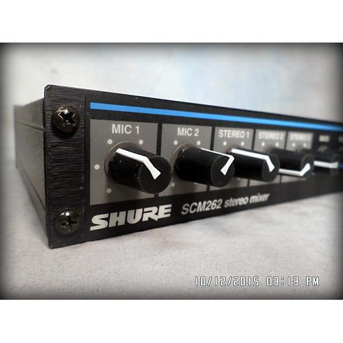 Shure SCM262 Unpowered Mixer