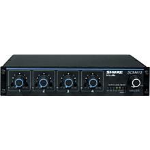 Shure SCM410 4-Channel Automatic Mixer