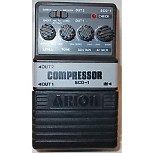 Arion SCO-1 Effect Pedal