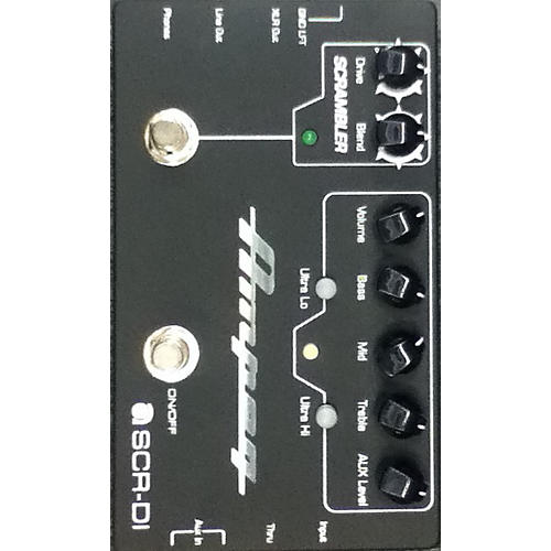 Ampeg SCR-DI Effect Pedal