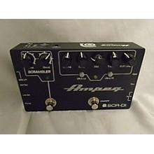 Ampeg SCR-DI SCRAMBLER Bass Preamp