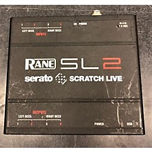 SERATO SCRATCH LIVE 2 DJ Controller