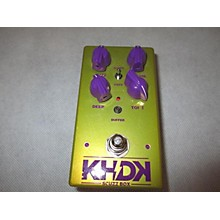 KHDK SCUZZ BOX Effect Pedal