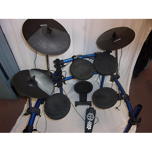 Used Simmons Sd 1000 Electric Drum Set Guitar Center