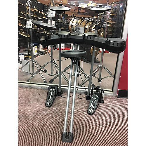 used simmons sd100 electronic drum kit electric drum set guitar center. Black Bedroom Furniture Sets. Home Design Ideas