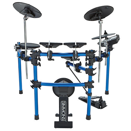 simmons sd1000 5 piece electronic drum set guitar center. Black Bedroom Furniture Sets. Home Design Ideas