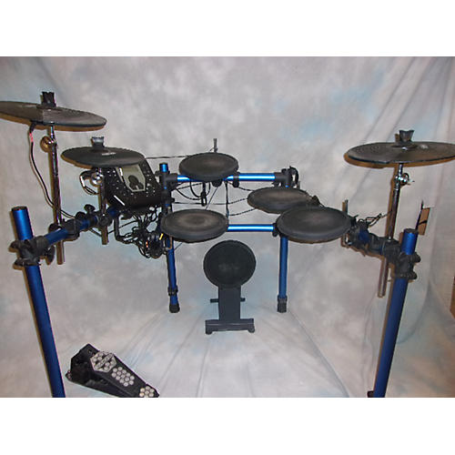 Used Simmons Sd1000 Electric Drum Set Guitar Center