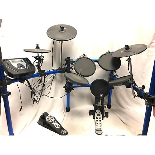 used simmons sd1000 electric drum set guitar center. Black Bedroom Furniture Sets. Home Design Ideas
