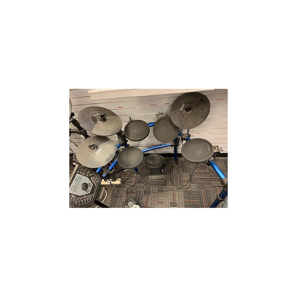Simmons SD1000 Electric Drum Set