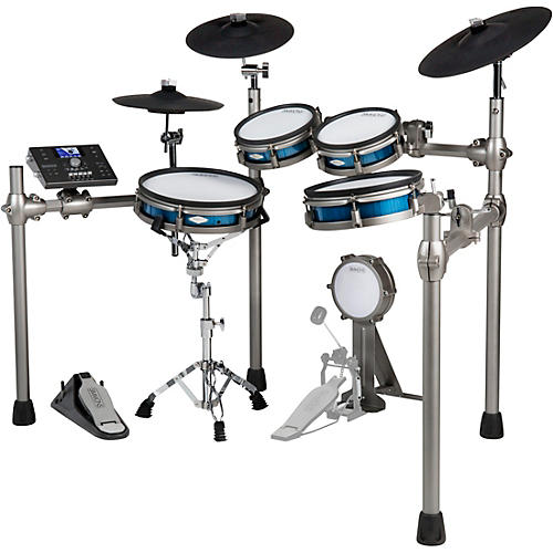 Simmons SD1200 Electronic Drum Kit With Mesh Pads