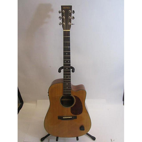 SIGMA SD18CE Acoustic Electric Guitar