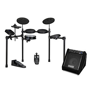 simmons sd200 electronic drum kit with da25 monitor guitar center. Black Bedroom Furniture Sets. Home Design Ideas