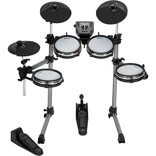 open box simmons sd350 electronic drum kit with mesh pads guitar center. Black Bedroom Furniture Sets. Home Design Ideas