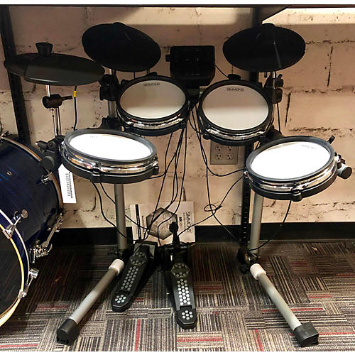 used simmons sd350 electric drum set guitar center. Black Bedroom Furniture Sets. Home Design Ideas