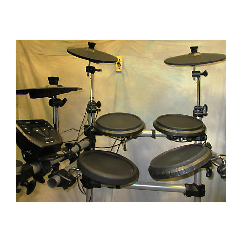 used simmons sd500 electric drum set guitar center. Black Bedroom Furniture Sets. Home Design Ideas