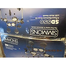Simmons SD550 Electric Drum Set