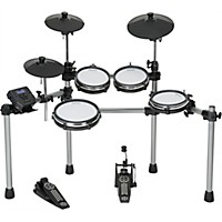 MusiciansFriend.com deals on Simmons SD550 Electronic Drum Set with Mesh Pads