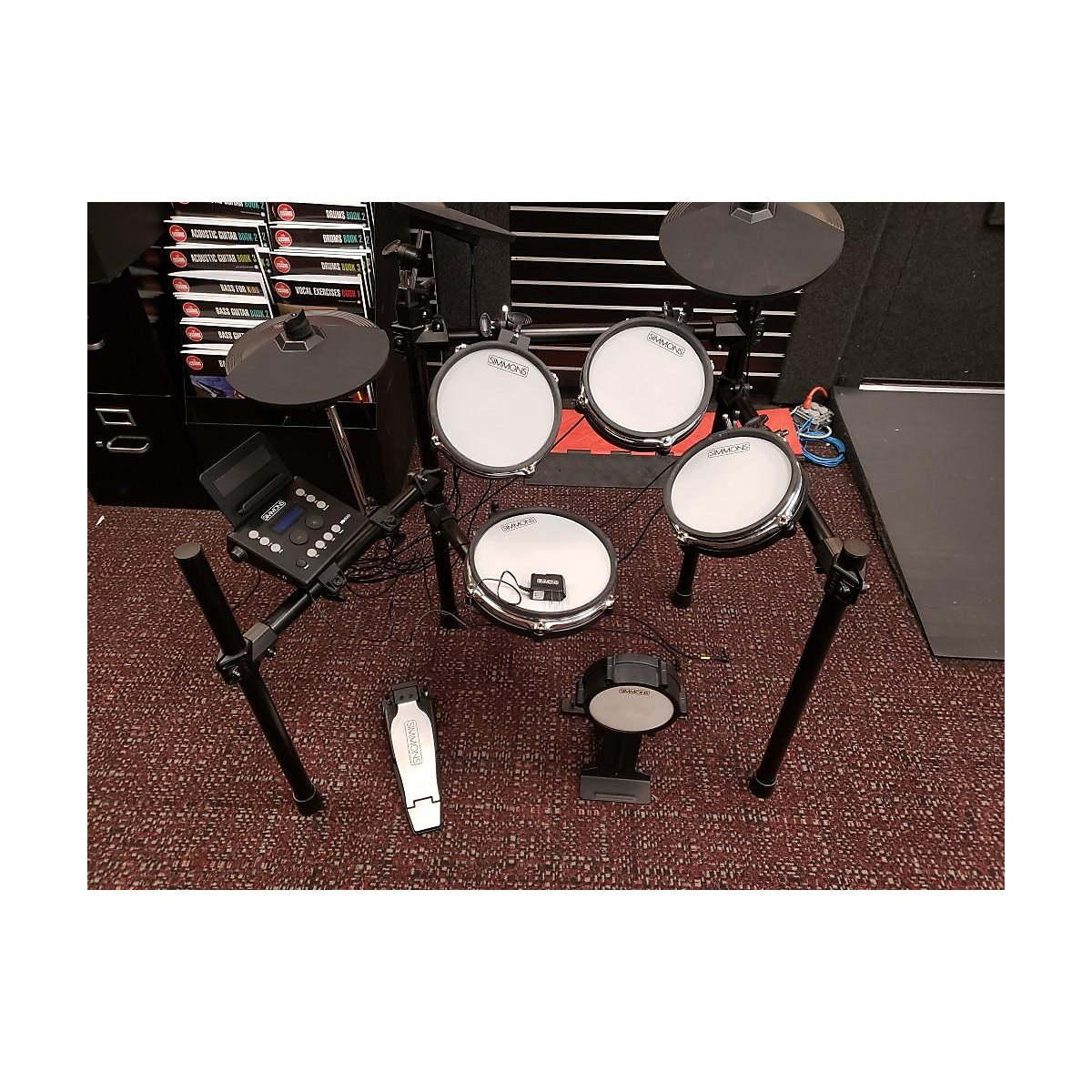 Simmons SD600 Electric Drum Set