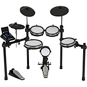 SD600 Electronic Drum Set With Mesh Heads and Bluetooth