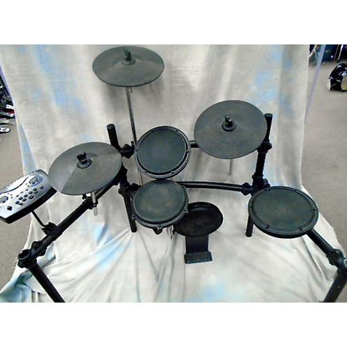 used simmons sd7k electronic drum set guitar center. Black Bedroom Furniture Sets. Home Design Ideas
