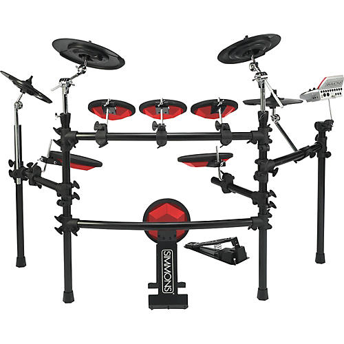 simmons sd9kr electronic drum set guitar center. Black Bedroom Furniture Sets. Home Design Ideas