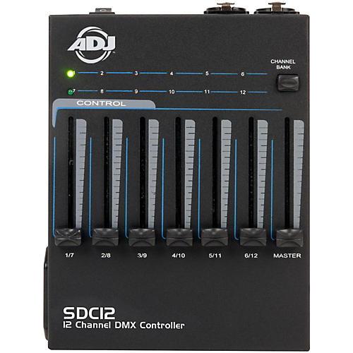 Elation SDC12 12-Channel DMX Controller
