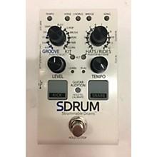 Digitech SDRUM Auto-Drummer Pedal With BeatScratch Pads Pedal
