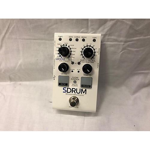 Digitech SDRUM Effect Pedal Package