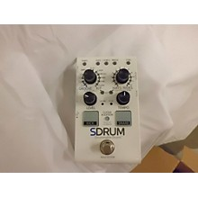 Digitech SDRUM Effect Processor