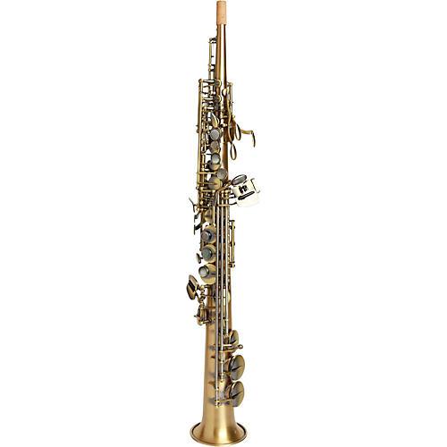 Sax Dakota SDSS-XG 707 Professional Straight Soprano Saxophone