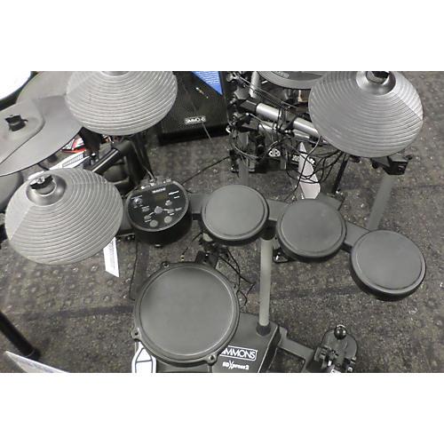 used simmons sdxpress 2 electronic drum set guitar center. Black Bedroom Furniture Sets. Home Design Ideas
