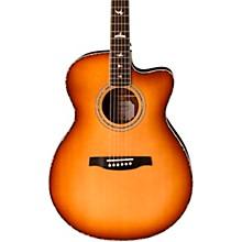 SE A40E Angelus Acoustic-Electric Guitar Tobacco Sunburst