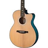 PRS SE A50E Acoustic-Electric Guitar Blue Matteo