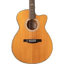 SE A50E Acoustic-Electric Guitar Charcoal Burst