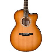 SE A50E Angelus Acoustic-Electric Guitar Vintage Sunburst