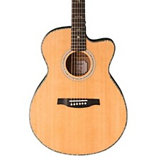 SE Angelus A55 Cutaway Acoustic-Electric Guitar Abaco Green