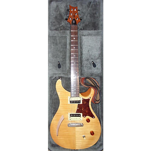 PRS SE CUSTOM CMSHNA-LB SEMIHOLLOW Hollow Body Electric Guitar