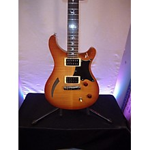 PRS SE Custom 22 Semi-Hollowbody Hollow Body Electric Guitar