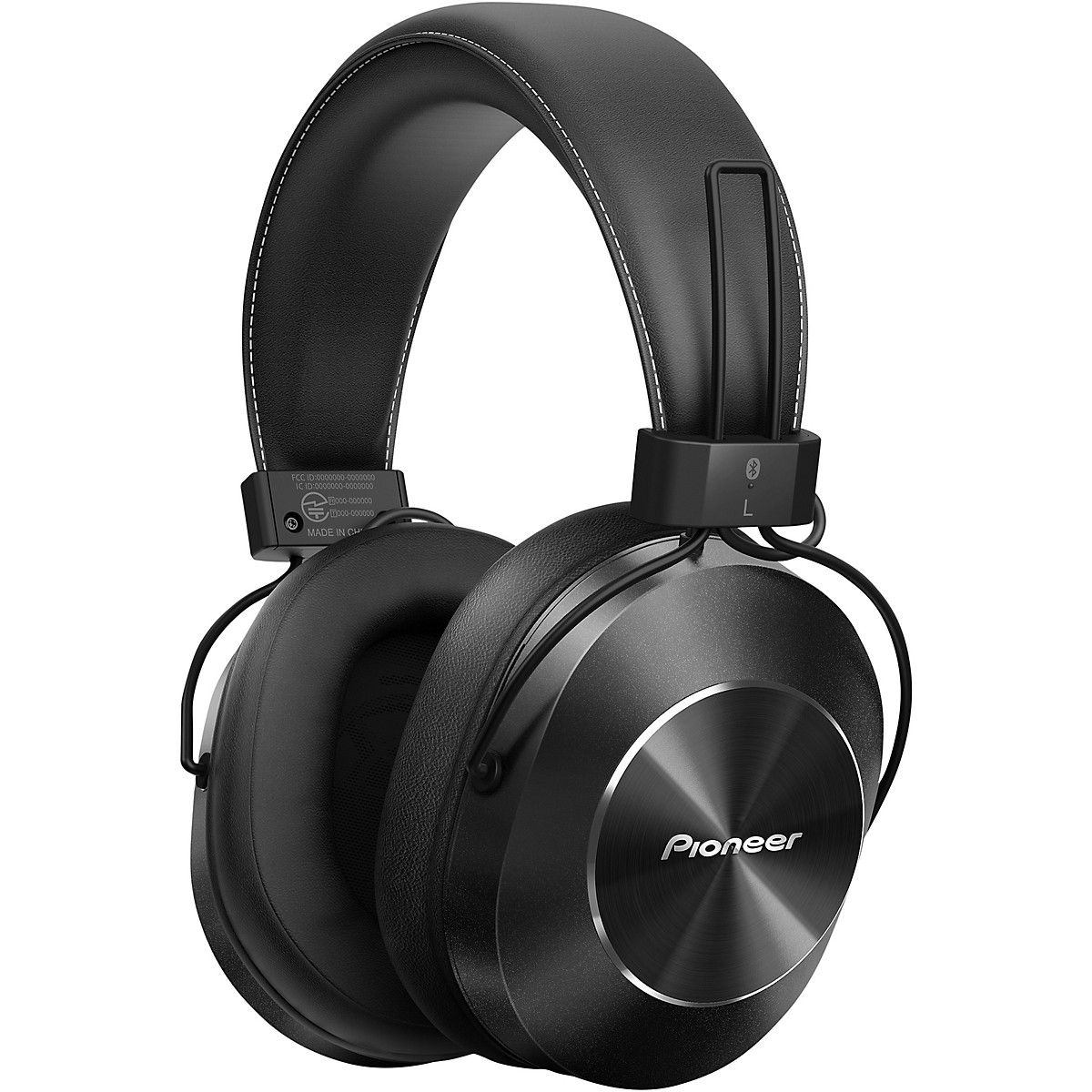 Pioneer SE-MS7BT-K Wireless/Wired Stereo Headphones